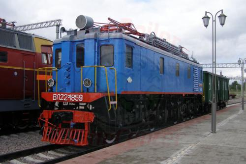 11.08.2006 - Moskau - Museum der Moskauer Eisenbahn-w122m-1859