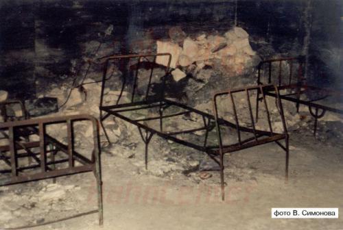 28.07.2006 - Kertsch-Adzimuschkaj-Gedenkstätte Krankenstation