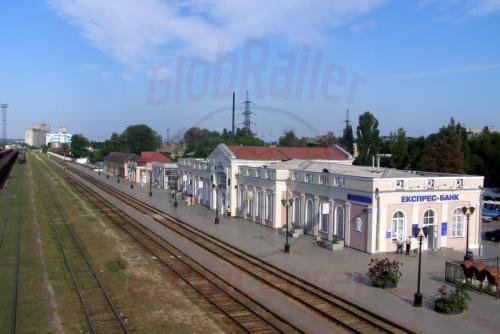 28.07.2006 - Kertsch-Bahnhof