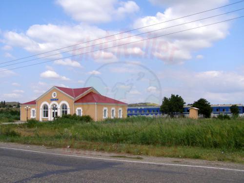 29.07.2006 - Krim-Bahnhof