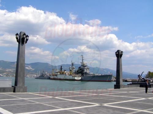 30.07.2006 - Noworossijsk-Hafen