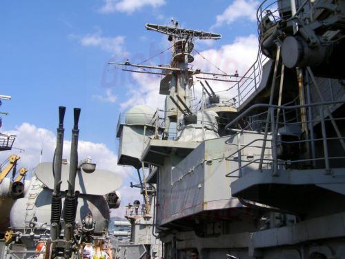 30.07.2006 - Noworossijsk-Schlachtschiff Michail Kutusow