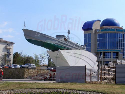 30.07.2006 - Noworossijsk-U-Boot Denkmal