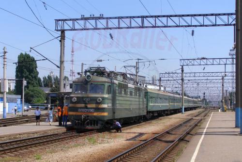31.07.2006 - Krasnodar-Bahnhof