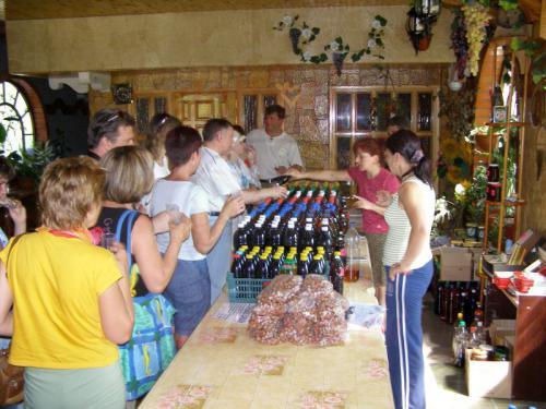 03.08.2006 - Schache Weinprobe
