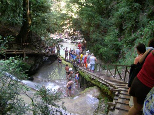 03.08.2006 - Schache - An den 33 Wasserfällen