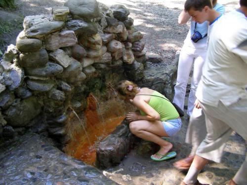05.08.2006 - Mineralwasserquelle