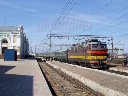 14.04.2003 - Bahnhof-Rtischewo