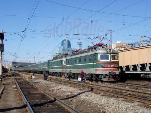 15.04.2003 - Bahnhof Samara
