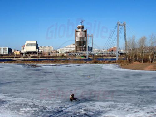 19.04.2003 - Krasnojarsk am Jenisej