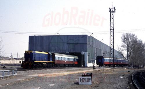 24.04.2003 - Umspurhalle in Sabajkalsk
