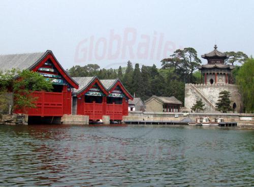 26.04.2003 - Sommerpalast in Peking