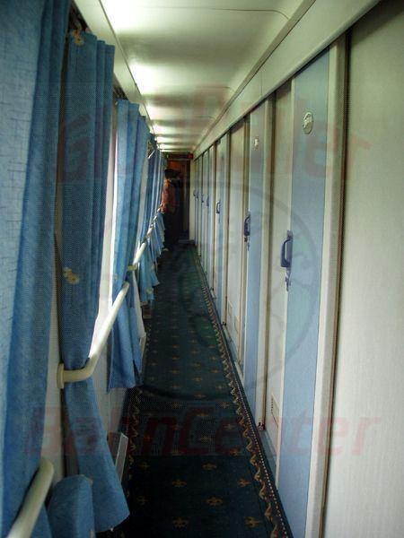 27.04.2003 - Schlafwagen der Chinesischen Eisenbahn