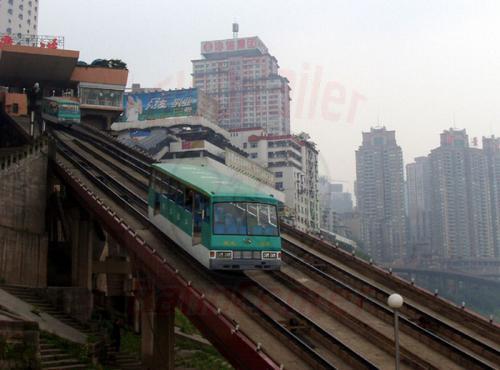 28.04.2003 - Standseilbahn in Shongqing