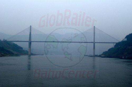 29.04.2003 - Neue Jangtzebrücke
