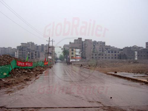 29.04.2003 - Ruinenstadt Fengdu