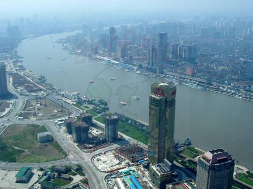 02.05.2003 - Shanghai aus 350 m