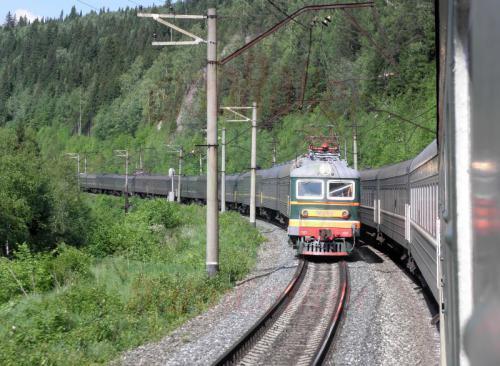 Durch den Ural