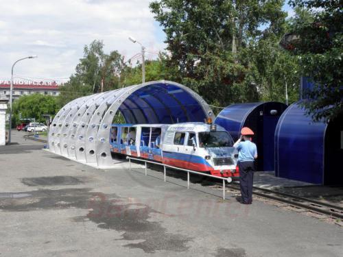Krasnojarsk Kindereisenbahn
