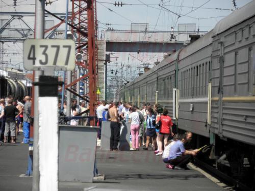 Ilanskaja Transsib Kilometer 4377
