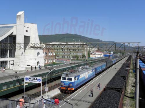 Severobajkalsk Bahnhof