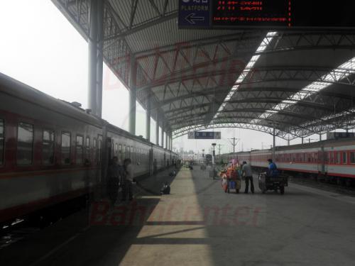 Fu Yang Bahnhof