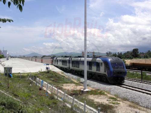 Sanya Bahnhof
